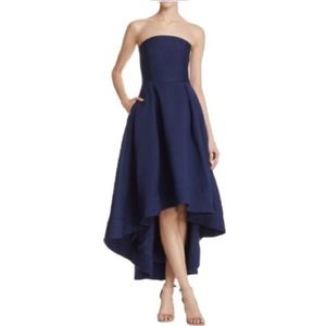C/Meo collective strapless great expectations dres